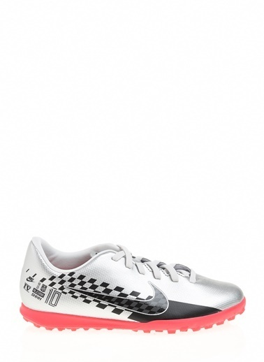 Nike At8175-006 Nike Çocuk Jr Vapor 13 Club Njr Tf Siyah